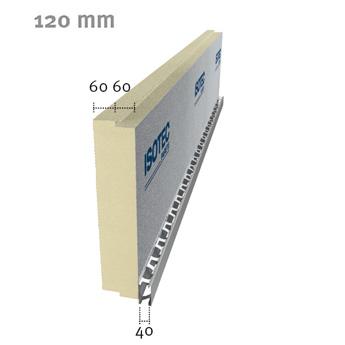 ISOTEC PARETE 120mm