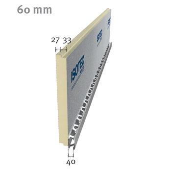 ISOTEC PARETE 60mm