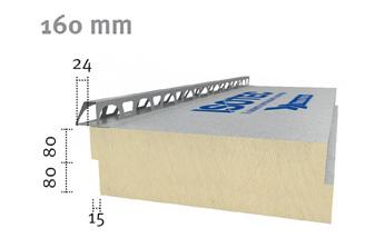 ISOTEC XL 160mm